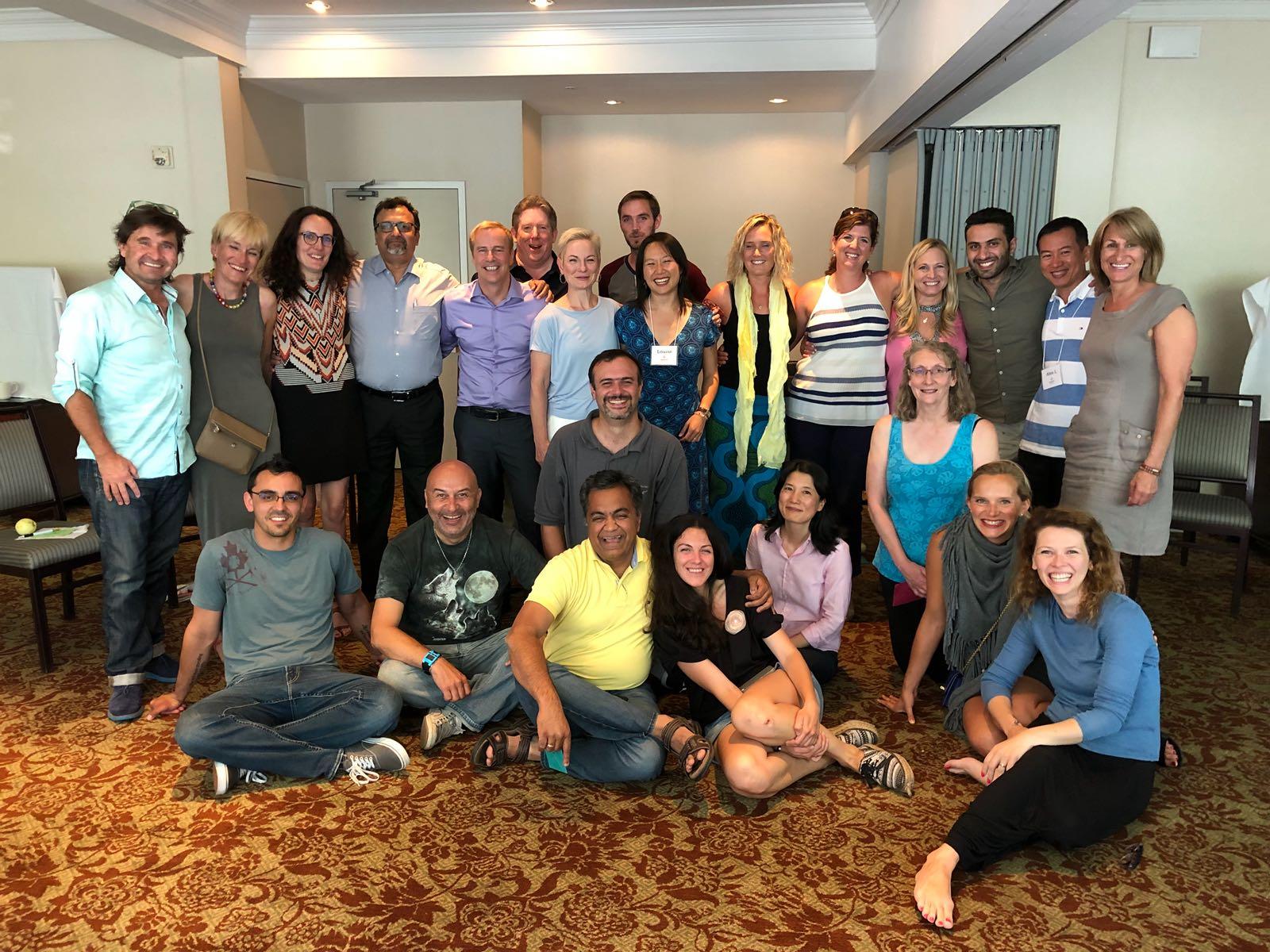 Erickson Coaching Group July 2018
