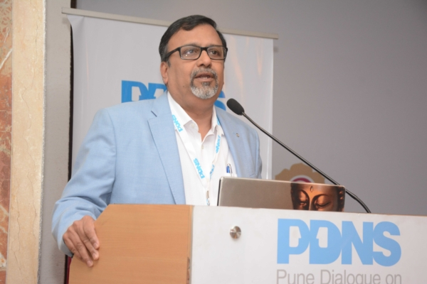 Mangesh Kirtane Change Management at PDNS by PIC October 2018 2